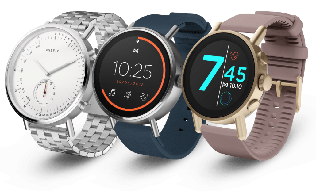 misfit smartwatches