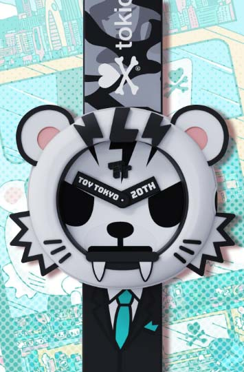 Limited Edition Toy Tokyo Watch