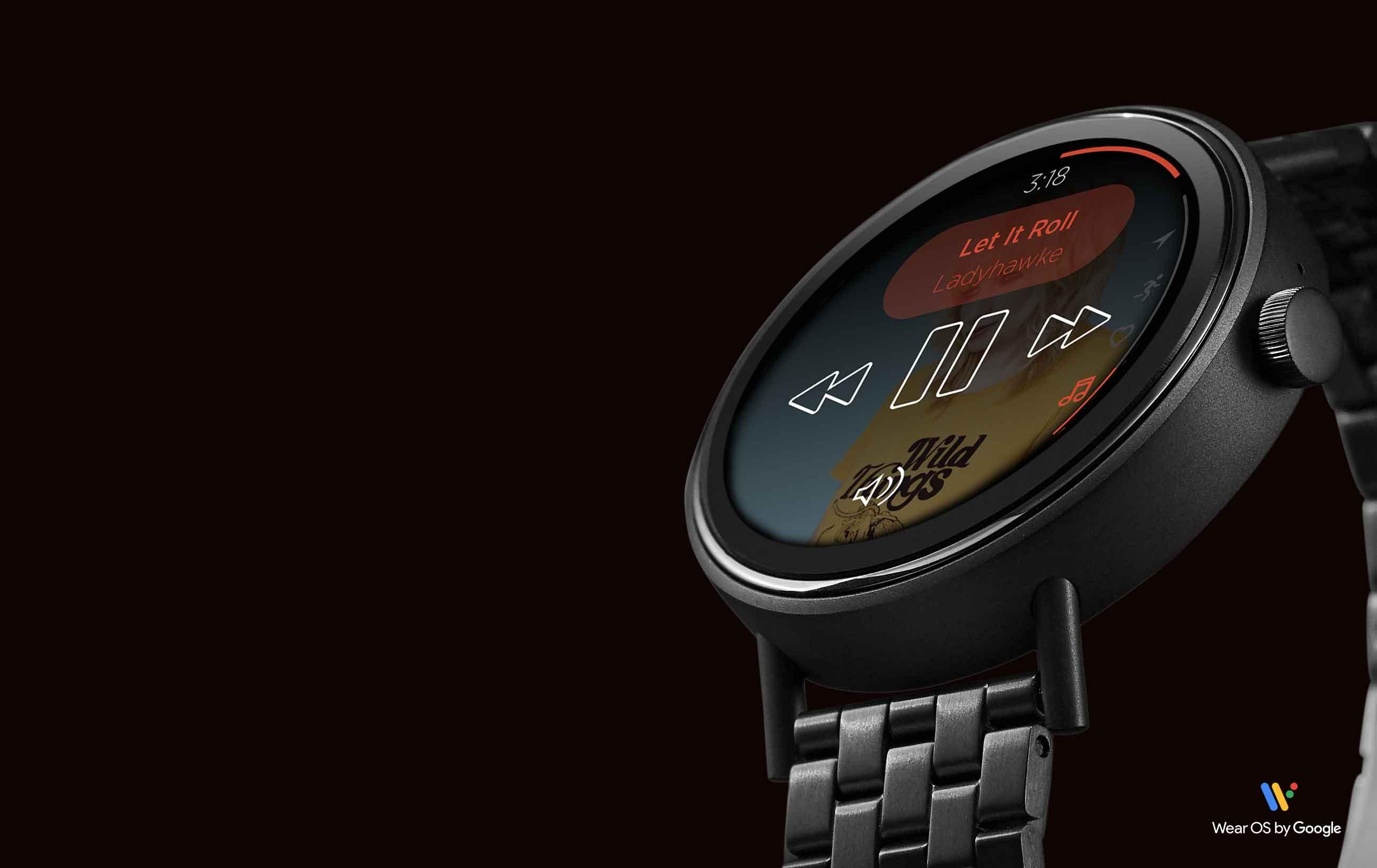 A misfit smartwatch